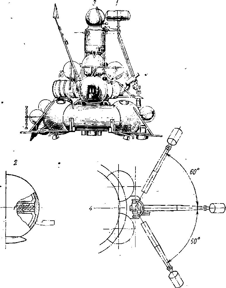 Автоматические межпланетные станций Луна 16-20