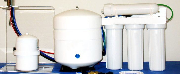 фильтры для очистки воды из скважины