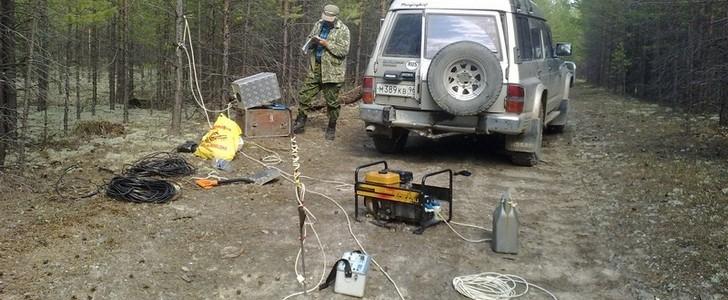 Найден новый метод обнаружения порфирово-медных руд